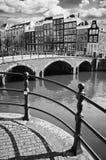 Амстердам Стоковая Фотография RF