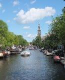 Амстердам 1 Стоковое Изображение RF