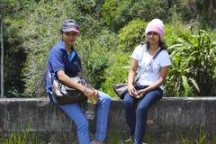 2 дамы Sri Lankan Стоковые Фотографии RF