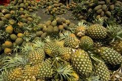 ананасы Стоковые Изображения RF