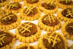 ананас китайца печенья Стоковая Фотография