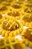 ананас китайца печенья Стоковое Фото