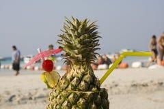ананас коктеила тропический Стоковая Фотография RF