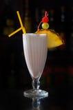 ананас коктеила baileys Стоковые Изображения RF