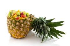 ананас плодоовощ коктеила весь Стоковое фото RF