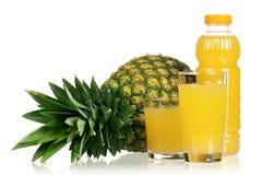 ананас сока Стоковые Изображения RF