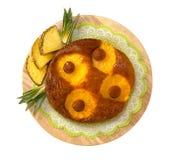 ананас торта Стоковое Изображение