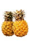 ананас 2 стоковые изображения