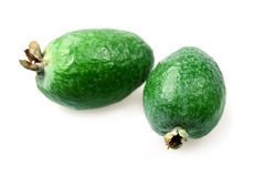 ананас guava плодоовощ feijoa Стоковое Изображение RF