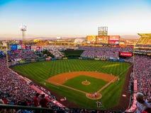 Анахайм, CA США - Angel Stadium Стоковое фото RF