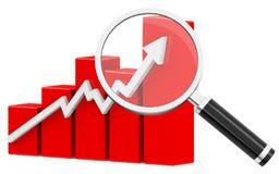 Анализ роста Стоковое Изображение RF