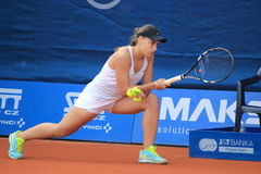 Ана Konjuh - теннис Стоковое фото RF