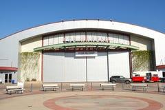 Ангар в центре ярмарки и события OC стоковая фотография rf
