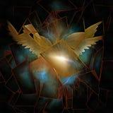 Ангеликовая абстракция крылов иллюстрация штока
