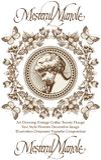 ангеликового Ребенок младенца мальчика Бабочки Барокк рамки Чертеж, гравировка Винтажная реалистическая поздравительная открытка  бесплатная иллюстрация