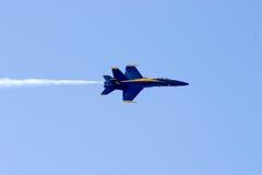 ангелы голубые Стоковое Изображение RF