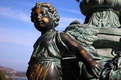 Ангелы живут не только на небесах стоковые фото