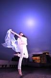 ангелы 1 спуская Стоковые Фото