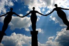 ангелы Стоковое Изображение RF
