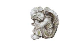 ангел оплакивая Стоковая Фотография