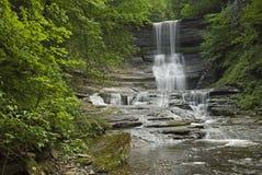 ангел понижается водопад Стоковое фото RF