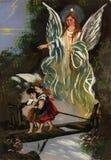 Ангел радетеля стоковое изображение