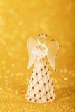 Ангел рождества Стоковые Фото