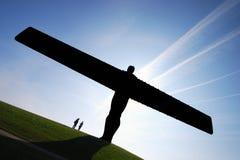 ангел северный Стоковое фото RF