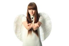 ангел содружественный Стоковое Изображение