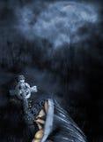 ангел унылый Стоковые Фото