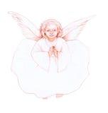 ангел 03 немногая Стоковая Фотография RF