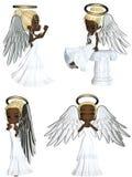 ангел 2 Иллюстрация вектора