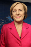 Ангела Меркель (диаграмма воска) Стоковая Фотография