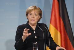Ангела Меркель Стоковые Фотографии RF