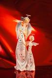 2 ангела Стоковые Изображения RF