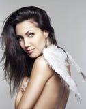 Ангел женщины Стоковая Фотография RF