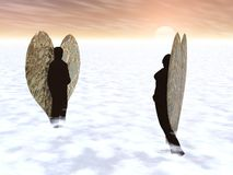 ангеликового Стоковые Изображения RF