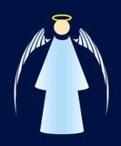 ангеликового Стоковое фото RF