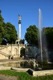 Ангел мира в Мюнхене, Германии Стоковое Фото