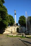 Ангел мира в Мюнхене, Германии Стоковое Изображение