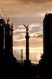 Ангел независимости стоковые фотографии rf