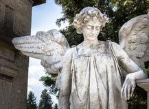 ангел плача Стоковые Изображения