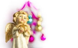Ангел рождества, Стоковая Фотография RF