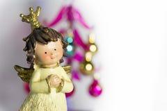 Ангел рождества, Стоковые Изображения
