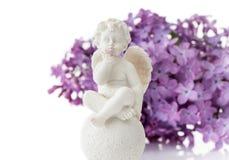 ангел счастливый Стоковая Фотография RF