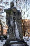 ангел унылый Стоковое Фото