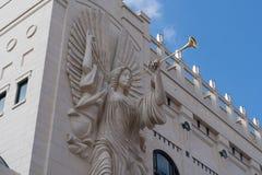 Ангелы раззванивать басового представления Hall Стоковая Фотография