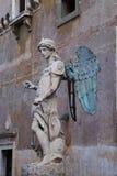 Ангелы Castel Sant'Angelo святые Стоковое Фото