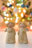 Ангелы Christmass Стоковые Изображения RF