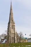 английская язык copenhagen церков Стоковая Фотография RF
